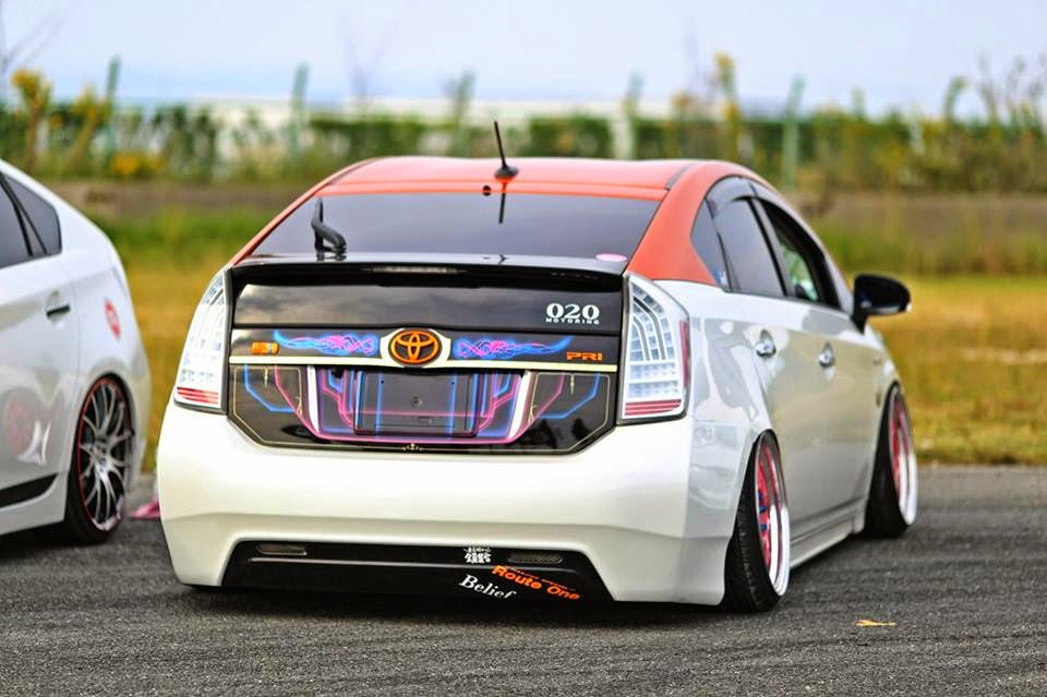 Car Community Toyota Hybrid Custom - Part Hunter Blog