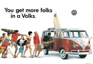 Volkswagen Kombi Ad - Part Hunter Blog