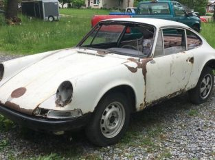 Wanted: 70s Porsche 911 Project