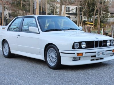 BMW M3 E30: Is This The Best M3 Built?