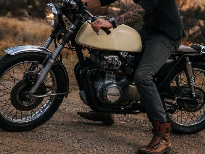 The basic steps on how to build a cafe racer