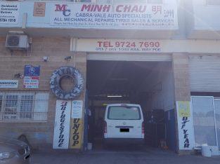 Minh Chau – Cabra-Vale Auto Specialists