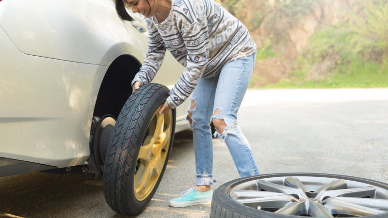 change your car new tyre - Part Hunter Blog