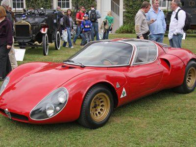 Alfa Romeo 33 Stradale: The most beautiful car ever?