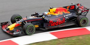 Daniel Ricciardo Car 2 - Part Hunter Blog