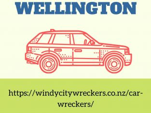 Top Car Wreckers Wellington