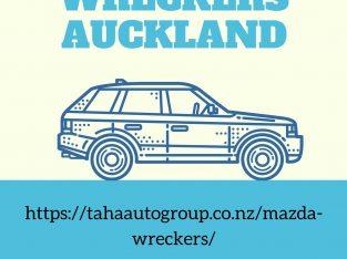 Top Mazda Wreckers Auckland