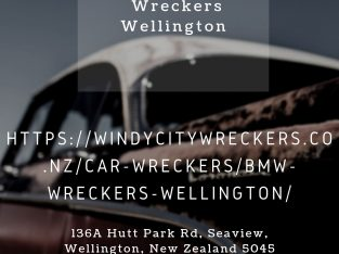 BMW Car Wreckers Wellington