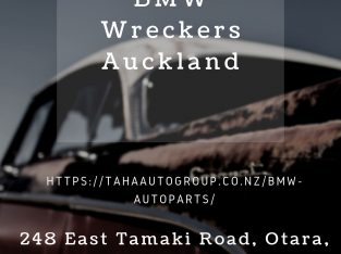 BMW Wreckers Auckland