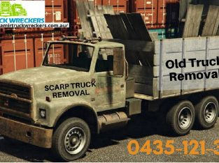 Scrap Truck Removal Newcastle