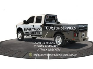 Cash for Scrap Trucks Newcastle