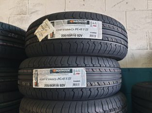 Hankook – Optimo K415 – 20560R16 by Cabra-Vale Auto Specialists