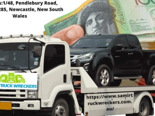Cash For Accidental Truck