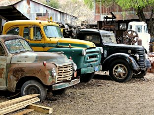 Old Truck Removal