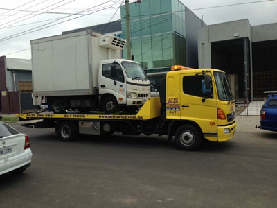 Professional, Reliable & Safe Car Towing Services in Melbourne