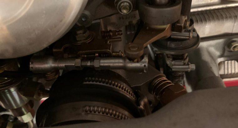Ferrari fairly used engine