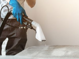Same Day Commercial Upholstery Cleaning in Melbourne by Certified Pro's