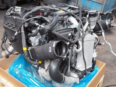 Mercedes Benz W463 G350D 2018 Complete Engine