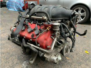 Maserati Grancabrio 4.7A 2010 Complete Engine With Gearbox