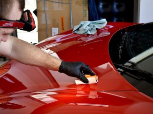 High-Quality Ceramic Coating & Paint Protection in Brisbane for your New Car!!